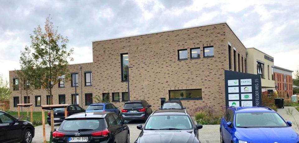 Bürogebäude RLV in Kempen
