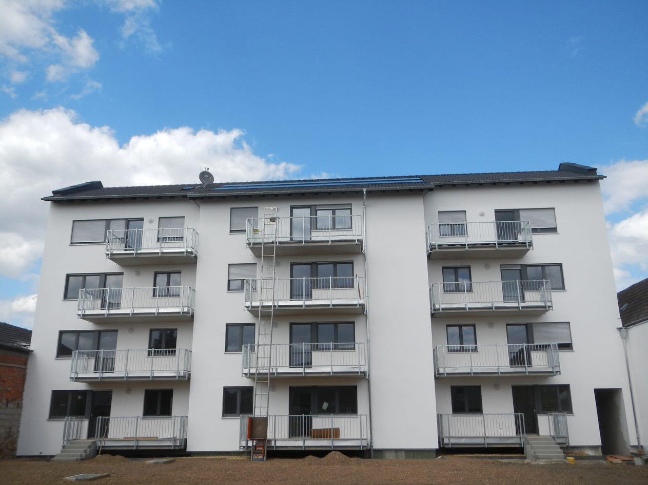 Mehrfamilienhaus mit Tiefgarage in Pulheim